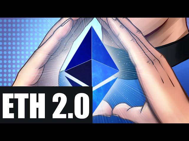 快速理解以太坊2.0,ETH未來價格走勢分析,ETH2.0介紹,挖礦… #以太坊 #ETH